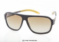 ic! Berlin Sunglasses Power Law: Brown