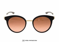 ic! Berlin Sunglasses Moo S.: Rosé-Gold