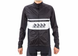 Kraftwerk Windbreaker White / Black