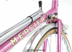 Mercier Pink Sport Ladies Bicycle 1970s