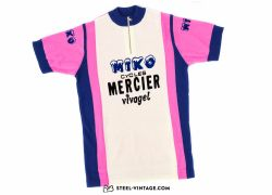Merino Wool Jersey Mercier Miko Team