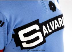 Merino Wool Jersey Salvarani Team