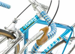 F. Moser S.L. Classic Road Bicycle 1980s