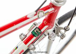 F. Moser Leader CC Classic Road Bicycle 1980s