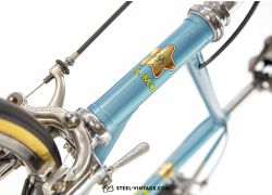 Olmo Competition Light Blue Road Bike 1980s