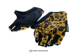 SVB Modern Cycling Gloves - Leopard