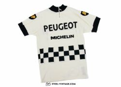 Merino Wool Jersey Peugeot BP Team