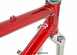 Rossin Record Classic Road Frame Set 1980s