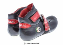 Carlo Corvaro Invernali Winter Leather Shoes NOS