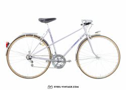 Starnord Classic Ladies Lavender Mixte Bike 1970s