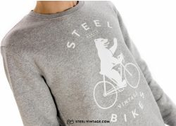 SVB Berlin Bear Sweatshirt - Heather Grey
