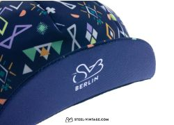 SVB Ethno Cycling Cap - Navy