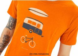 Nature Fun T-Shirt - Orange