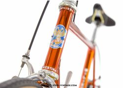 Wilier Triestina Superleggera Ramata Classic Road Bicycle 1980s