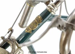 Alcyon Windsor Branded Road Bike 1920s