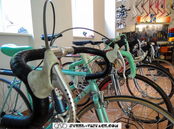 A Lot of new vintage bicycles soon!
