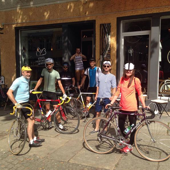 SVB Saturday Bike Tour - 30/07/2016