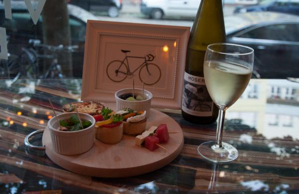 Aperitivo Fridays at Steel Vintage Bikes Cafè