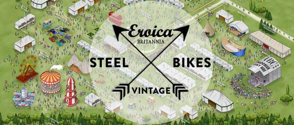 Steel Vintage Bikes Takes On Eroica Britannia