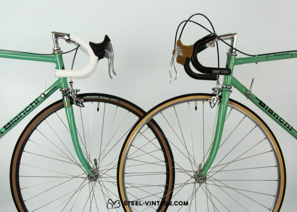 Bianchi Specialissima - Two generations are reunited