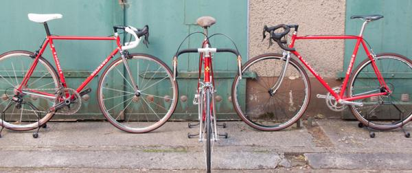 Colnago - Beauties in Red