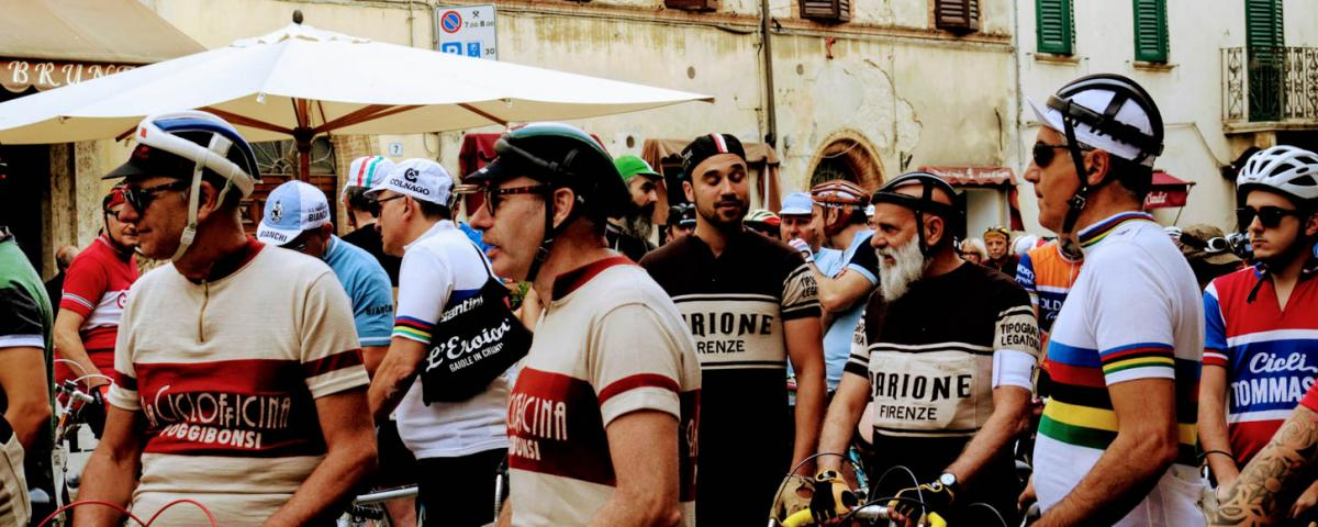 Impressions from Eroica Montalcino 2018