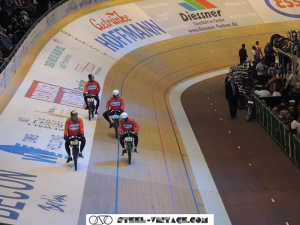 Sixdays Race in Berlin 2013