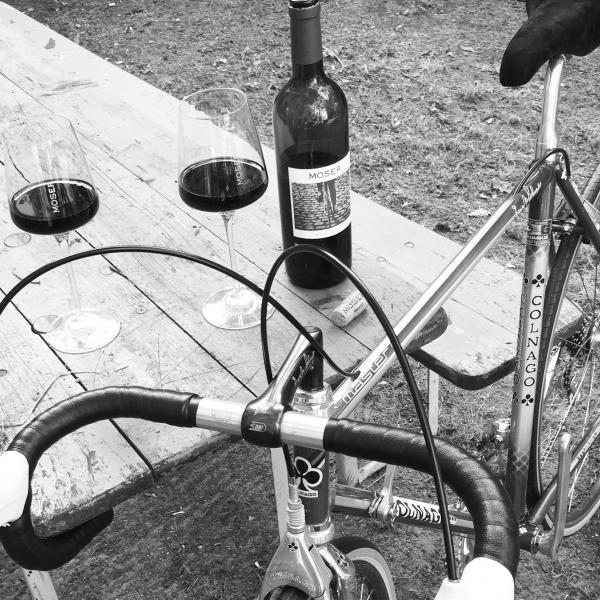 Still packing for L'Eroica?