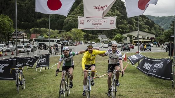 Meet SVB Team at Eroica Japan 2018
