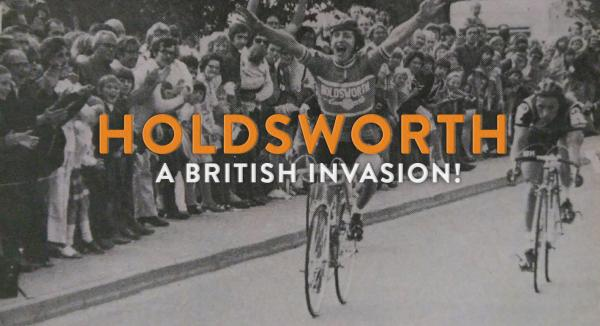 Holdsworth Heritage: A British Invasion!
