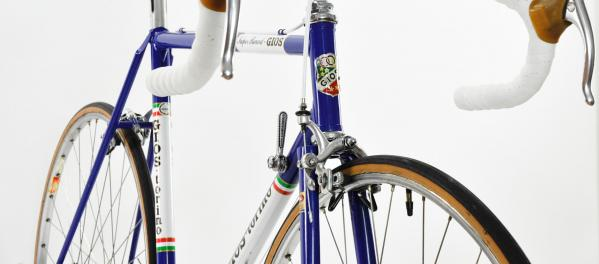 The Gios-Steel Vintages Bikes Partnership