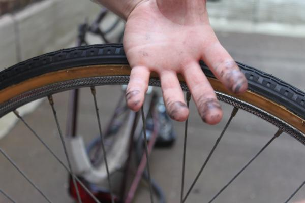 Proper bike mainteance: Cleaning your vintage bicycle