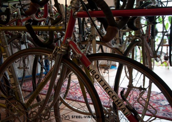43 newcomers! More than 100 Classic Road Bicycles in Stock