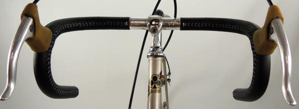 Nuova Almarc - the Best Leather Handlebar Covers Ever!