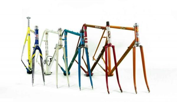 Classic & Vintage Bicycle Frames