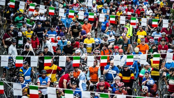 L'Eroica 2017 – Waiting for the Strade Bianche