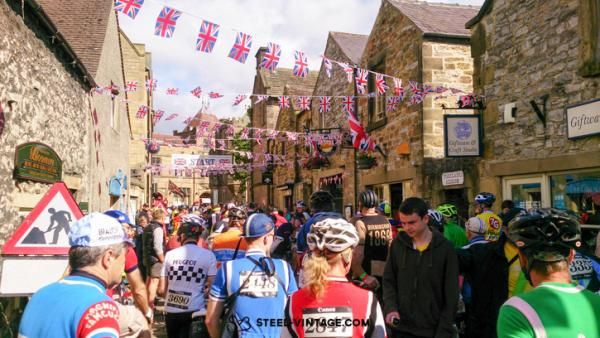 Our journey to Eroica Britannia 2015