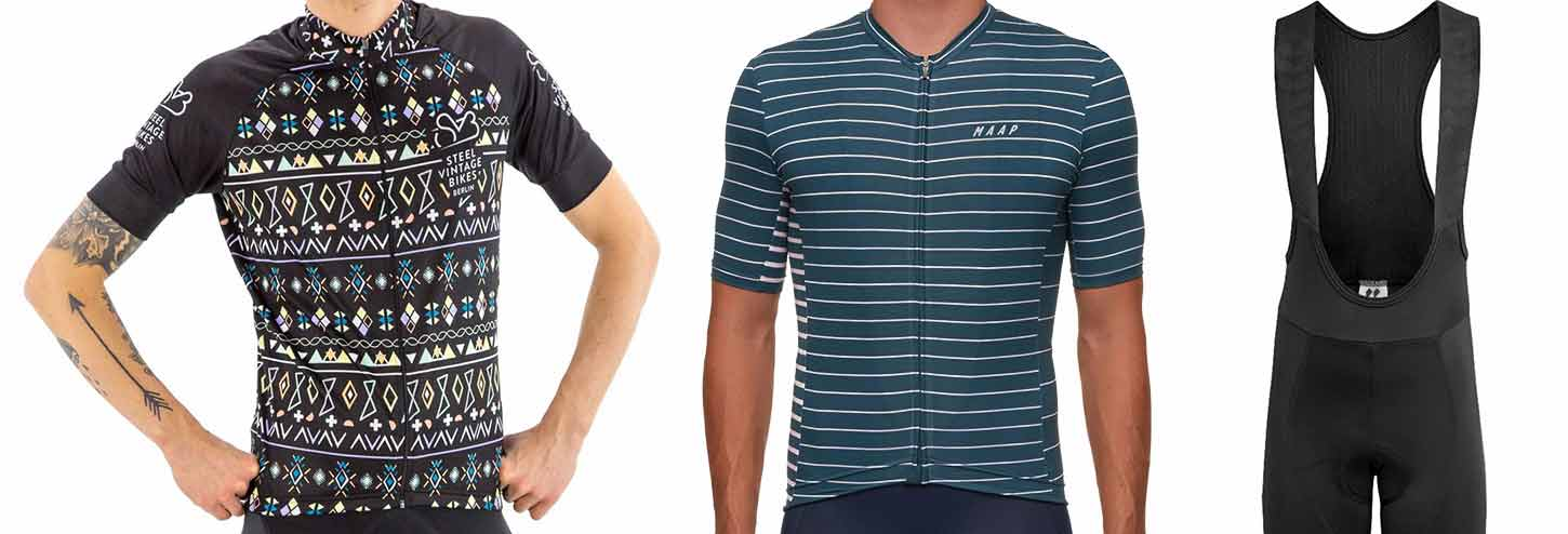 Modern Cycling Jerseys
