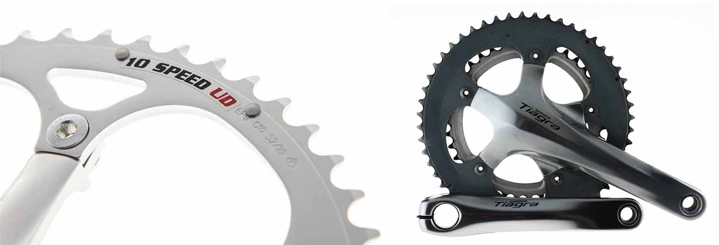Buy Cranks for Vintage Bicycles Online