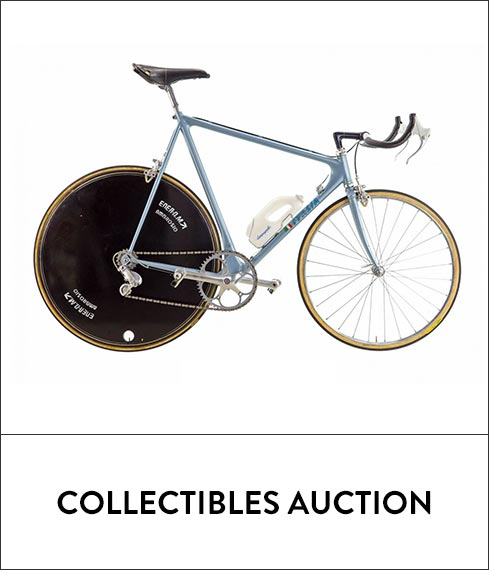 Collectible Bicycles on Auction