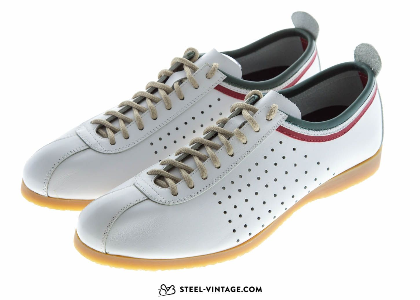 SVB Casual White Cycling Shoes